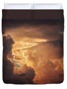 Texas Sunset Duvet Cover