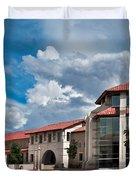 Texas Tech Student Union Duvet Cover