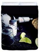 Texas Tequila Slammer 02 Duvet Cover