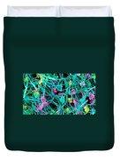 Textile Forest Duvet Cover