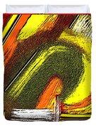 Textural 195 Duvet Cover