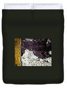 Texture No.2 Raw Duvet Cover