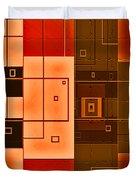 Textured Beauty Duvet Cover