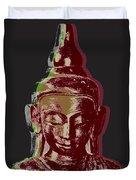 Thai Buddha #3 Duvet Cover
