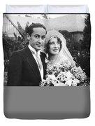 Thalberg And Shearer Wedding Duvet Cover