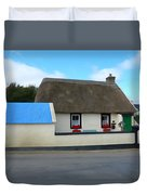 Thatched Duvet Cover