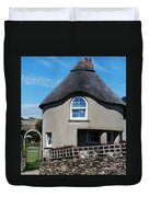 Thatched Cottage Gayleen Ireland Duvet Cover