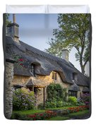 Thatched Roof - Cotswolds Duvet Cover