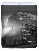 The 1218 On The Move - Panoramic Duvet Cover