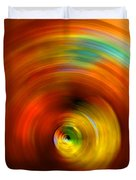 The #2 Colors Of Your Soul Duvet Cover