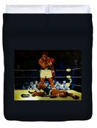 The 2nd Fight  Duvet Cover
