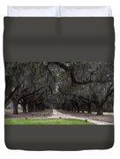 The 99 Oak Trees Duvet Cover