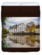 The Academy Mill Ws Duvet Cover