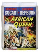 The African Queen  Duvet Cover