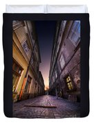 The Alley Of Cracov Duvet Cover