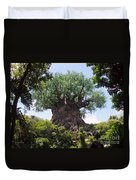 The Amazing Tree Of Life  Duvet Cover