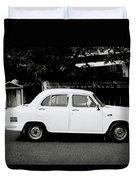 The Ambassador Car Duvet Cover