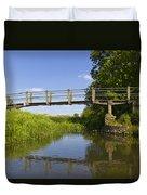 The Ambling River Duvet Cover