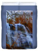 The Amicalola Waterfall Duvet Cover