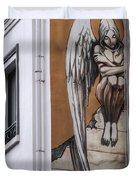 The Angel Duvet Cover