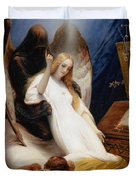 The Angel Of Death Duvet Cover
