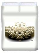 The Apple Bottle Duvet Cover