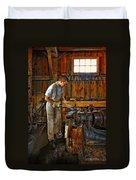 The Apprentice Hdr Duvet Cover by Steve Harrington