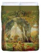 The Arbor Duvet Cover by Gaston De la Touche