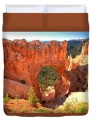 The Arch At Bryce Duvet Cover