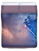 The Arrival Of Zeus Duvet Cover