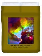The Art Of The Universe 266 Duvet Cover