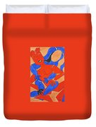 The Attraction Two Duvet Cover