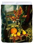 The Autumn Chair Duvet Cover