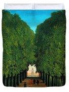 The Avenue In The Park At Saint Cloud    Duvet Cover