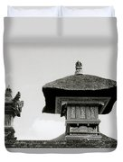 The Bali Temple Duvet Cover