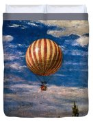 The Balloon Duvet Cover
