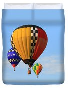 The Balloons Duvet Cover