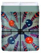 The Balls Duvet Cover