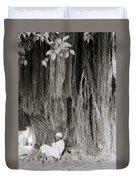The Banyan Tree Duvet Cover