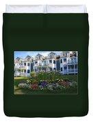 The Bar Harbor Inn - Maine Duvet Cover