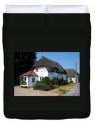 The Barn House Nether Wallop Duvet Cover