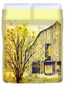 The Barn Where... Duvet Cover