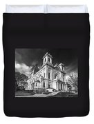 The Basilica Of St Mary Duvet Cover