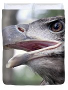 The Beak Of A Preator Duvet Cover