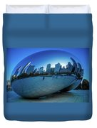 The Bean Duvet Cover