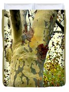 The Beatiful Sycamore Duvet Cover