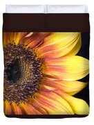 The Beautiful Sunflower Duvet Cover