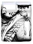 Peruvian Smile Duvet Cover