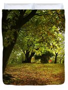 The Beauty Of Autumn Duvet Cover