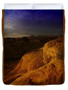 The Beauty Of Canyonlands Duvet Cover